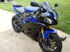 Used Yamaha YZFR6 2015