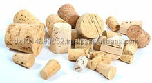 Natural Tapered Cork Stoppers for jar or glass bottle