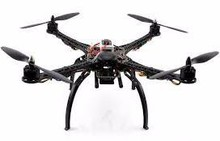 Storm RC X5 550 size UAV Drone Quadcopter w-GPS - Ready to Fly