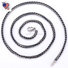 Fashion Jewelry Alibaba Express Hot Sale 316L Stainless Steel Pictures of Necklace for Men