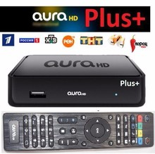 For The New AURA HD Plus+ Kartina IPTV Online Streaming Media Player Mag 254 Russian TV