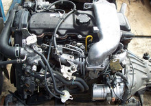 Durable and Japanese used toyota 5l engine with good fuel economy made in Japan
