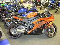 Used 2009 Yamaha YZF-R6 for Sale