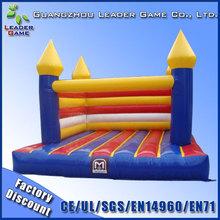 Castillo inflable inflable mini gorila para los niños