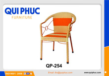 Imitation Rattan chair - QP 254