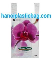 HDPE, LDPE TSHIRT SHOPPING PLASTIC BAG