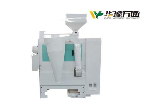 MTPS Máquina peladora de soja