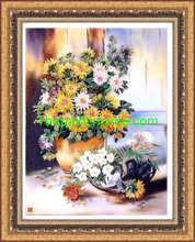 Oil paintings still life decortion for hotel, office, house...