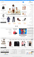 B2C C2C B2B ecommerce website design, Ecommerce Website builder