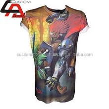 2015 Unisex sublimation t-shirt wholesale/ Latest dark unisex t-shirt sublimation paper from Pakistan