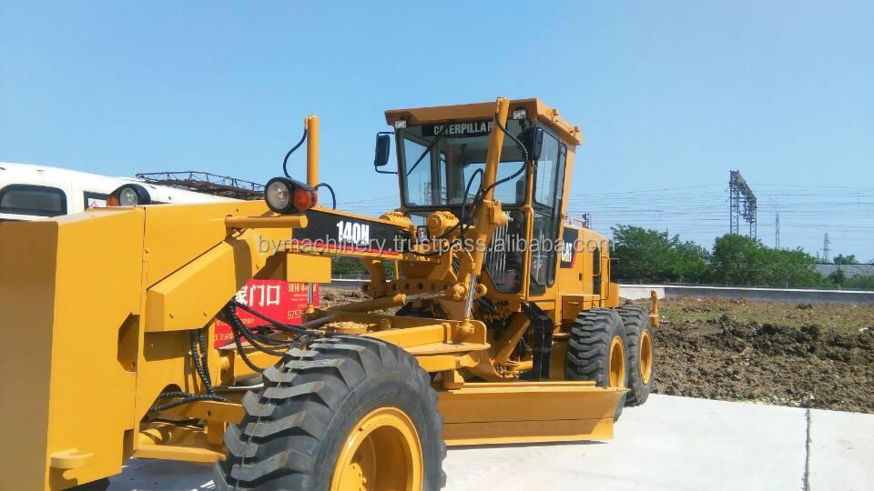 Used 140h Caterpillar Motor Grader 140h Grader Used Motor