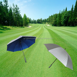 Durable nylon sun umbrella for golf , small lots available