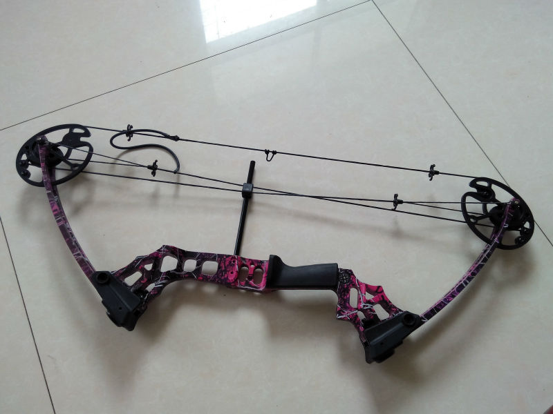 M120 PINK COMPOUND  BOW
