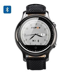 ZGPAX S360 Bluetooth Smart Watch(App iOS + Android)(WP-S360)