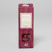 INCENSE CONES 40 CT RED CURRANT #1390