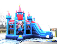 Inflatable Bounce .Bouncy Jumping for kids , Fun Castle , Aquapark