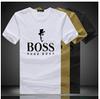 826b22 Fashion 2015 wholesale top quality men polo shirt women cheap polo t-shirts/tee/tops/shirts/tshirts Printing stripe polo