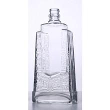 500ml glass bottle for wine