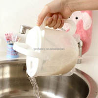 Plastic Wash Rice Sieve Home Quick Clean Machine Cleaner Manual Washer Kitchen Cooking Tools