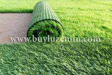 Artificial Turf (Grass) , Football Pitches Grass Green Quality,decorative artificial turf varieties