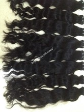 exporter asian hair No chemical no dyed virgin brazilian kinky curly hair