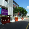 2 meter Flexwall Premium Road Barriers