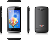 4.0 inch dual Sim card dual standby smart mobile zini Z3i cheapest uk brand mobile phone
