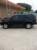Mitsubishi Montero Used Car