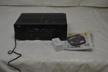 For New Denon AVR-E300 5.1 Channel 3D Pass Through & Networking Home Theater AV Receiver