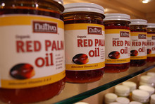 Quallity Crude and Refined Palm Oil