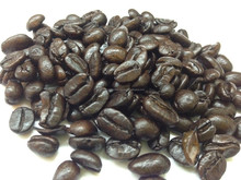 arrosto robusta chicchi di caffè verde con Fairtrade certificazione