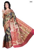 Exquisite Banarasi Handloom Sarees
