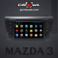 Growl Audio Android OEM Head Unit fit for Mazda 3 2008-2013