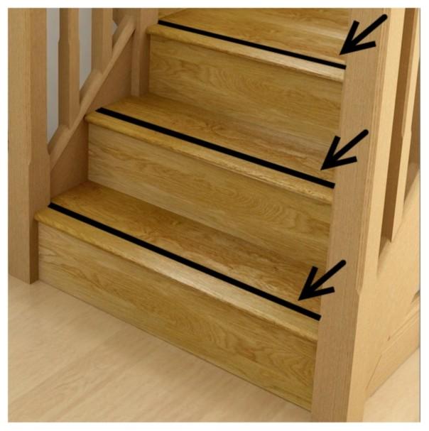 Embedded Anti Slip Inserts For Stair Treads In Wood Steps   Buy Anti Slip  Inserts For Stair Treads,Embedded Anti Slip Inserts For Stair Treads,Anti  Slip ...