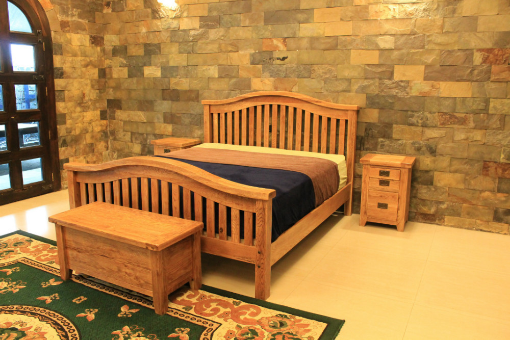 solid oak bedroom set buy bedroom furniture sets product on alibaba