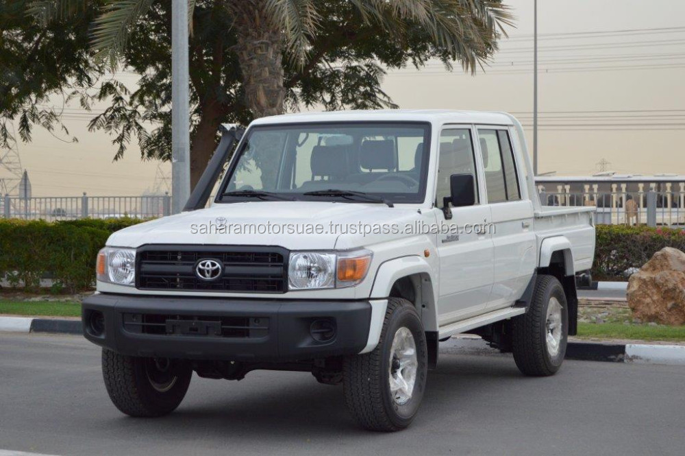 Land Cruiser Double Cab Pickup View Double Cabin Pickup