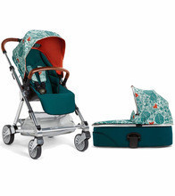 Mamas & Papas Urbo 2 Stroller & Carrycot - Donna Wilson Special Edition