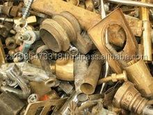 """Yellow Brass """"honey""""; Clean Copper Ocean; Ebony"""