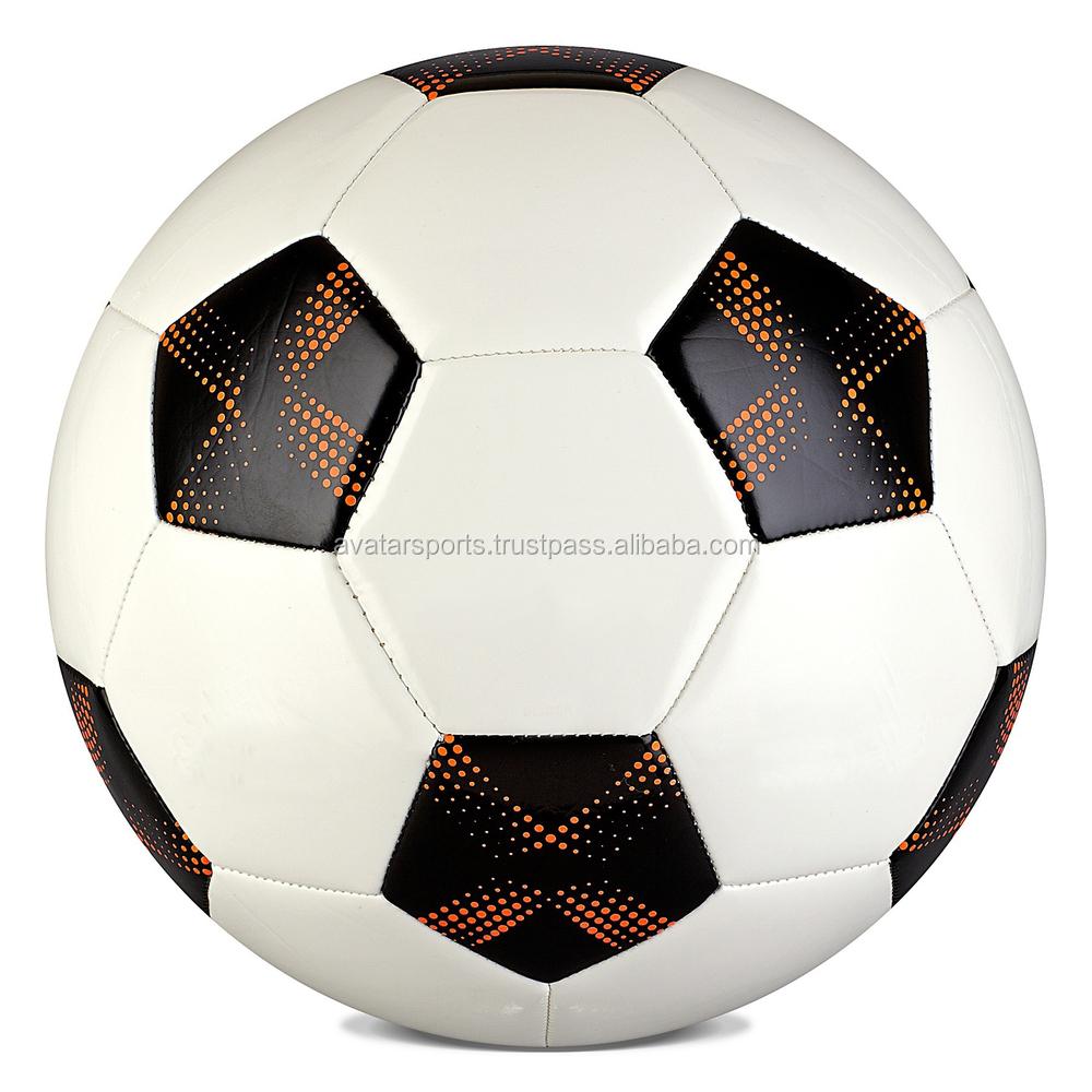 Promosi Terbaik Pvc Ukuran 5 Sepak Bola Profesional Pu Original Profesioem