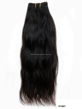 Nature Color 100% Indian Human Hair
