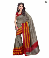 Daily Wear Color Combination Silk Sarees