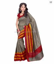 Daily Wear Color Combination Silk Sarees