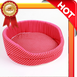 hot sell popular and comfortable willow dog/pet house with fabric
