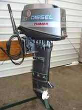 Yanmar D36 Diesel fueraborda Motor Motor / barco