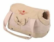 dog cat puppy pet carry bag shoulder travel carrier transporter tote handbag (Made in Poland)