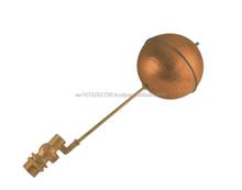 brass float ball valve with brass big ball ZAT-ZS0884