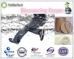 pectate lyase Ready to Use Bioscouring process compatible with amylase and cellulose treatment saving time, water, and energy.
