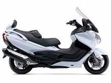 For New 2014 Suzuki UH200AL4 - Burgman 200 ABS - Silver