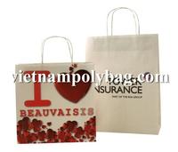 The Best Quality Rigid Handle Plastic Bag