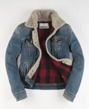 Fashion denim jacket for men 2015